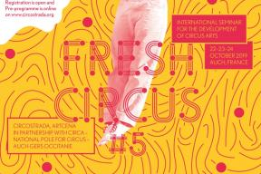 REGISTRATION TO FRESH CIRCUS#5