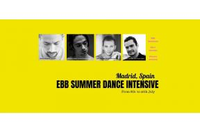 EBB Summer Dance Intensive