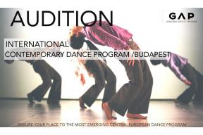 Audition Gangaray Artistic Program / G.A.P