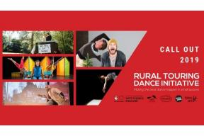 Rural Touring Dance Initiative – Applications now open!