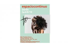"""""""espaciocontinuo"""" Workshop with Alan Fuentes Guerra"""