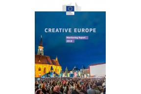 Creative Europe Monitoring Report 2018.