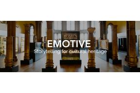 EMOTIVE storytelling for cultural heritage