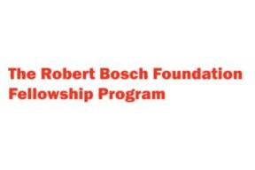 The Robert Bosch Foundation Fellowship Program