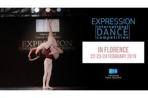 Expression International Dance Competition