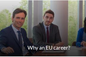 Why choose an EU career?