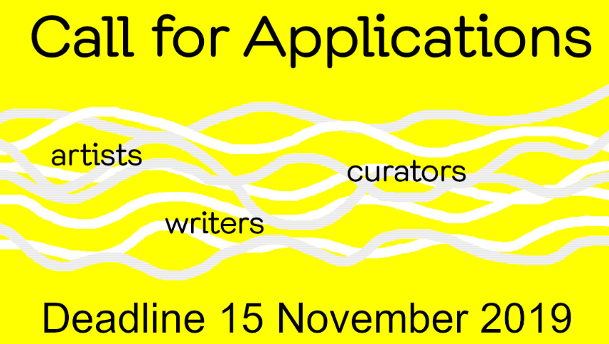 2 fully-funded residencies for artists, curators and art writers
