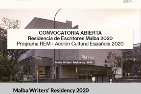 Malba Writers' Residency 2020