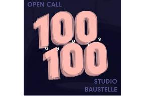 "Open Call ""100 Under 100"""
