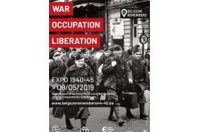 War – Occupation – Liberation. Exhibition at the Royal Military Museum