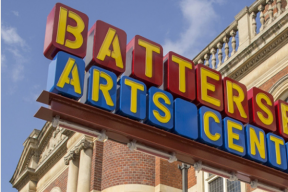 Funded Residency by Battersea Arts Centre