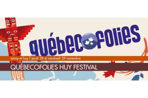 QUÉBECOFOLIES HUY FESTIVAL
