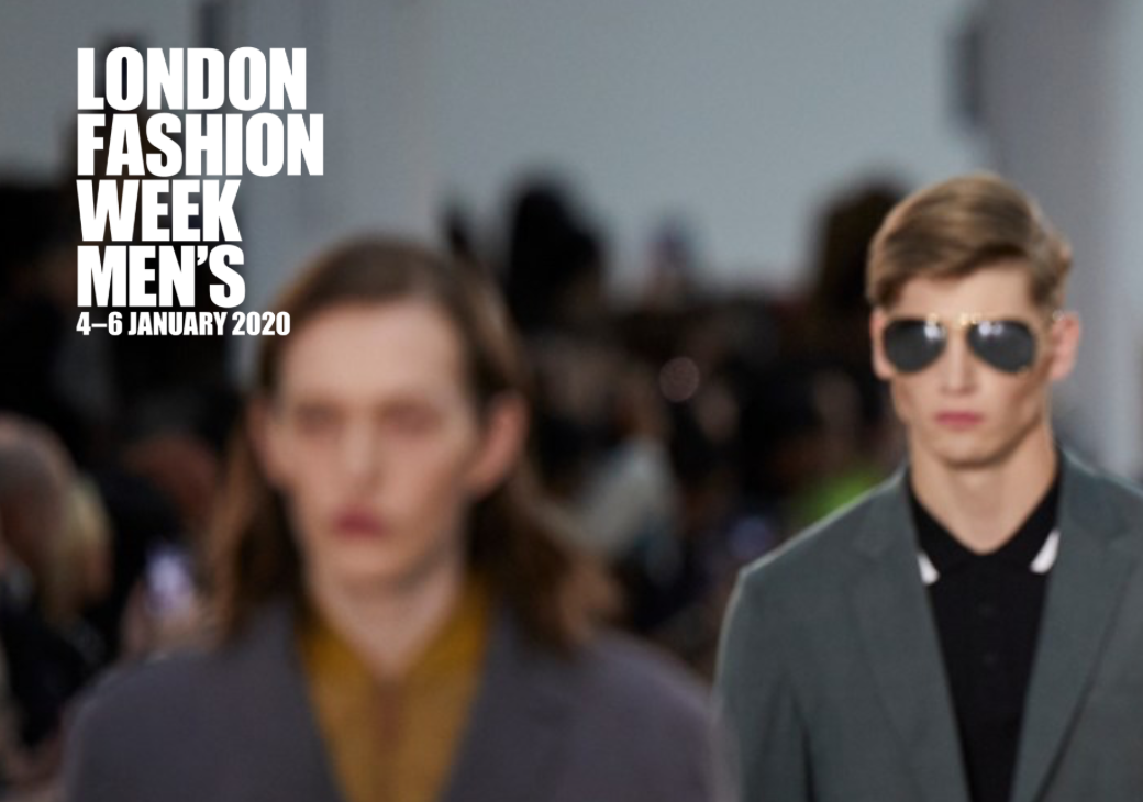 London fashion week men 2020
