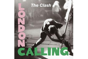 The Clash - London Calling at the Museum of London