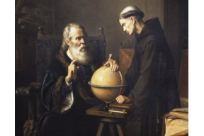 Competition & Galileo Galilei, between art and science