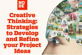 Creative Thinking: Strategies to Develop and Refine your Project Ideas
