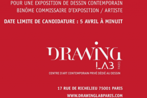 Drawing Lab Paris - Call for a Contemporary Drawing Exhibition