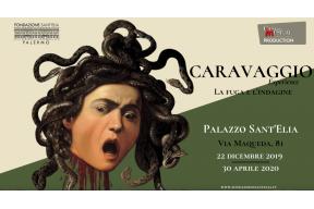 Exhibition: Caravaggio Experience, la fuga e l'indagine
