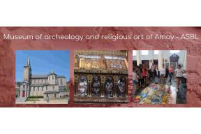 Stage:  Musée Communal d'Archéologie et d'Art Religieux d'Amay ASBL