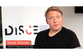 DISCE Co-Creation Lab #2: Steve Rimmer interview