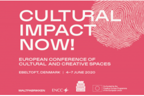"Conference ""Cultural Impact Now!"": Early bird registration is open"