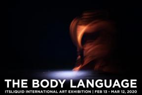 Art Exhibition: THE BODY LANGUAGE 2020