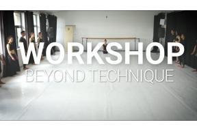 Dance Workshop: Beyond Technique