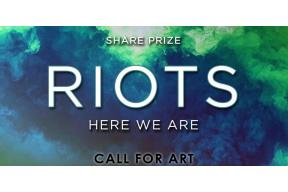 2 Weeks left: artist call for Share Festival Prize!