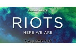 2 Weeks left: artist call for Share Festival Prize!
