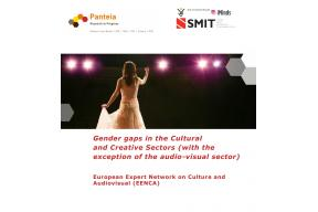Gender gaps in the cultural and creative sectors