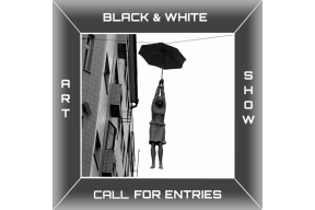 Open call for black and white artworks!