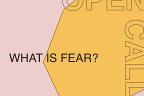 """τι είναι φόβος; what is fear?"" Queer Art Festival Open Call"