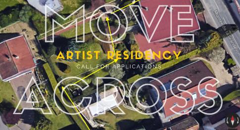 MOVE ACROSS Artist Residency Program