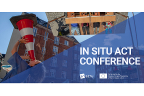 Reclaim public space! IN SITU ACT Conference in Brussels