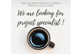 Job vacancy: Project Specialist at Artness system