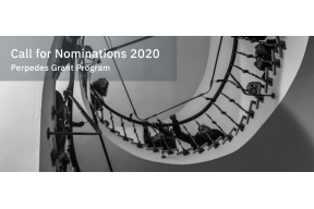 Call for nominations: Perpedes Grant Program
