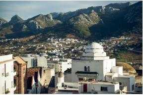 Green Olive Arts - Artist Residency in Tetouan, Morocco
