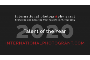 Photography grant: IPG - TALENT OF THE YEAR 2020