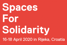 Culture Lab Europe: Spaces for Solidarity