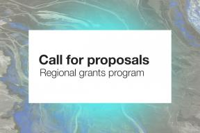 Call for Design and Implementation of an Art Residency Programme