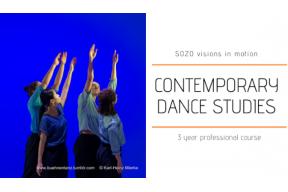 APPLY NOW: 3-jährige Bühnentanz-Ausbildung in Kassel