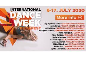 INTERNATIONAL DANCE WEEK BUDAPEST 2020