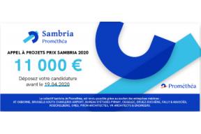 Appel à projets : prix Sambria 2020