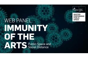 Join the meeting: Immunity of the Arts - Web Panel