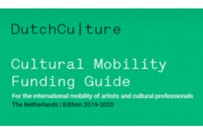 Cultural Mobility Funding Guide 2019-2020