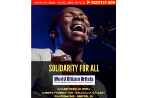 Open Call: Solidarity for All