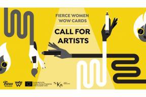 FIERCE WOMEN WOW CARDS – CALL FOR ARTISTS
