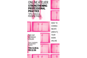 Online Two-days intensive Atelier