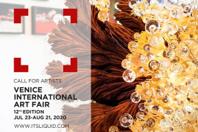 CALL FOR ARTISTS: VENICE INTERNATIONAL ART FAIR 2020