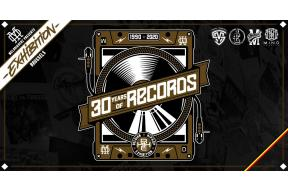 """Stagiaire/bénévole - Exposition Hip Hop """"30 Years of Records"""""""